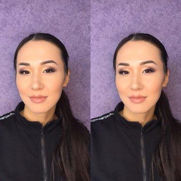 АКЦИЯ!!! Милые девушки спешите записаться на макияж  в Бишкек
