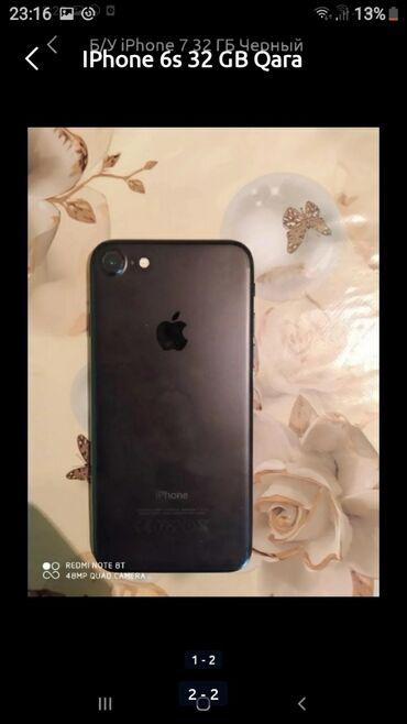 bu azlitrajlı avtomobili dəyişirəm - Azərbaycan: İşlənmiş iPhone 6s 32 GB Qara