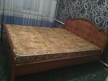 Кровать двух спалка, 1,7*2Россия, очень в Бишкек