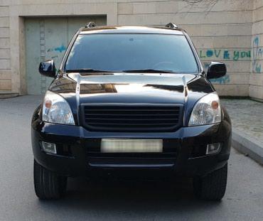 Bakı şəhərində Toyota PRADO