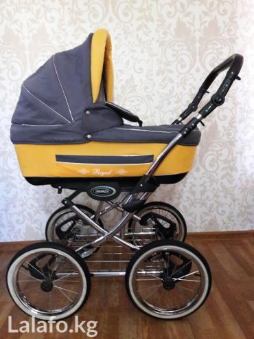 Классическая коляска Adamex Royal 2&1!!! в Бишкек