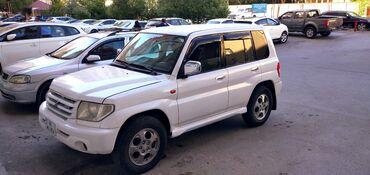 pajero io - Azərbaycan: Mitsubishi 2 l. 2001   325000 km