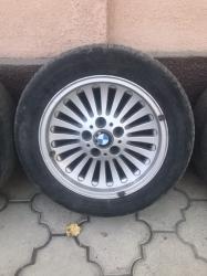 глобал шина в Кыргызстан: Р16 от бмв  Резина только докатать  Хороший вариант на зиму (дешевая р