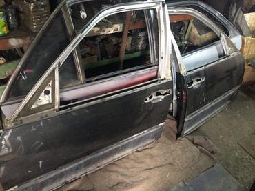 w140 в Кыргызстан: Двери на w140 кабан*