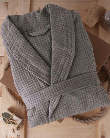 Шикарный мужской халат! Новый! Заказывали из Турции Размер XL) Качест