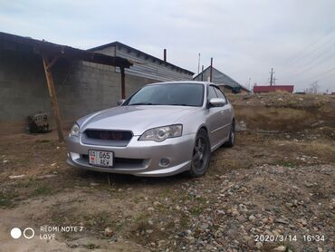 Subaru Legacy 3 л. 2005 | 185000 км