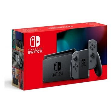 Продаю nintendo switch 2 ревизии, новая ещё на гарантии,куплена неделю