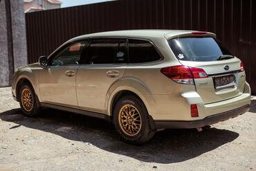 Subaru - Кыргызстан: Subaru Outback 2.5 л. 2010   160000 км