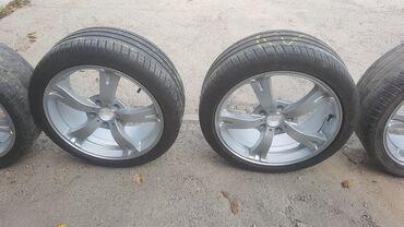 bmw диски в Кыргызстан: Продам диски на БМВ а так же подходят на Volkswagen Multivanдиски R18