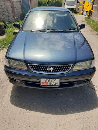 ниссан куб 2003 в Ак-Джол: Nissan Sunny 1.5 л. 2000
