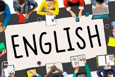 Обучение, курсы - Кыргызстан: Языковые курсы   Английский   Для взрослых, Для детей