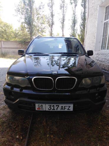 BMW X5 M 3 л. 2002 | 320000 км
