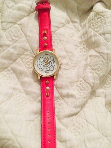 Женские Розовые Классические Наручные часы AM:PM в Бишкек