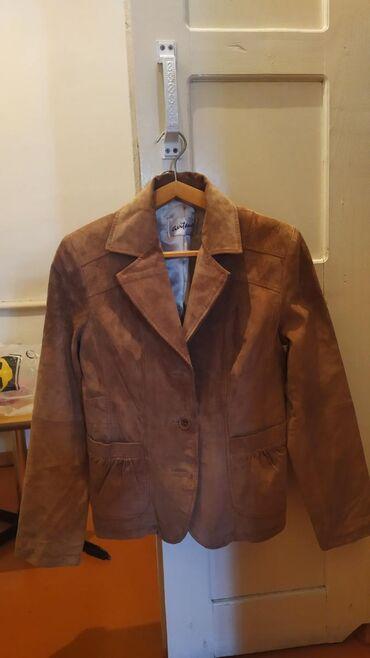 Личные вещи - Кок-Ой: Женская куртка ( Бархатная кожа) Размер 38 Распродажа на 8 марта!