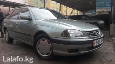 Водитель с авто в Бишкек