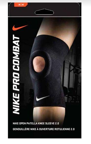175 elan   BANDAJLAR, KORSETLƏR, KORREKTORLAR: Nike Pro Combat diz üçün bandaj