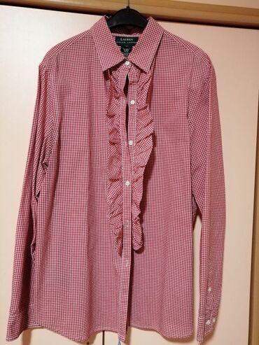 Ženska odeća | Mladenovac: Ralph Lauren kosulja Velicina L Za vise informacija, pitajte :)