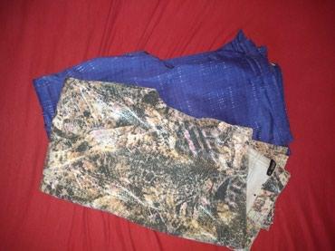 Ženske pantalone c&a, par puta nošene, odgovaraju veličini 44,46 - Vrsac