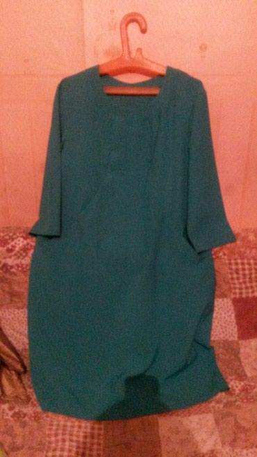 Платье женское 48 54 падайдет новое 400 в Бишкек