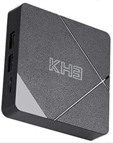 Приставка tv boxmecool kh3 2+16gb allwiner 313 mecool kh3 tv box 2гб