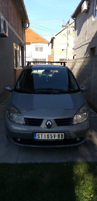 Ostalo | Nova Pazova: Renault Scenic 2 u odličnom stanju. Prešao 161000. Registrovan do