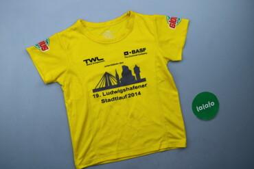 Дитяча футболка з малюнком, зріст 128 см.   Довжина: 50 см Напівобхват
