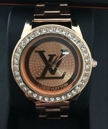 WATCH LV (collection 2017).To προϊόν είναι stock απο σε Αθήνα - εικόνες 2
