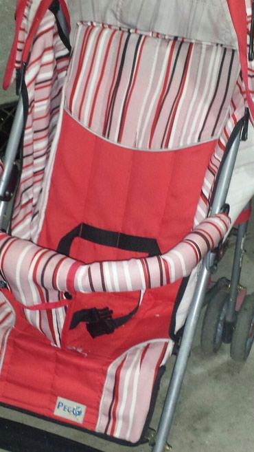 Kisobran kolica u voznom stanju imaju blaga ostecenja na ruckama,i - Belgrade