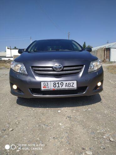 двигатель тойота авенсис 1 8 vvt i бишкек в Кыргызстан: Toyota Corolla 1.6 л. 2008   215000 км