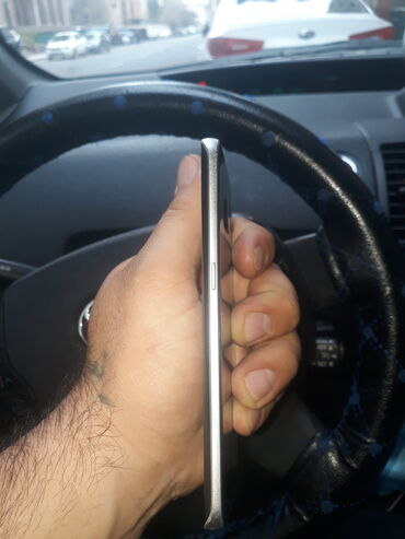 s 6 edge - Azərbaycan: Salam Aleykum telefon birincisi mende olub yeniliyinden menim hem