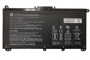 аккумуляторы для ноутбуков apple в Кыргызстан: Аккумулятор HP TF03XL Pavilion 15-cc 11.55V 3615mAh  Цена 2400 сом