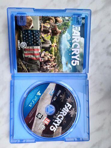 Far Cry 5 (ps4)Təzədir heç bir cızığı yoxdurReal alıcılar əlaqə