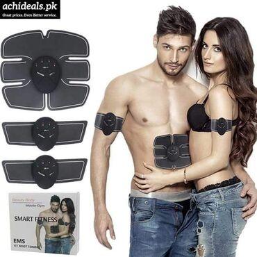 Sportski sako - Srbija: Stimulator mišića – EMS Smart tening 3u1Samo 1199 dinara.Porucite