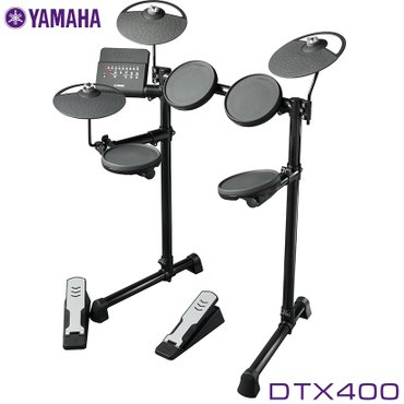 Барабаны Электронная ударная установка yamaha dtx400k. (данная модель