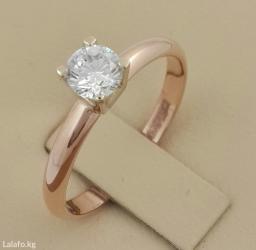 Золотое кольцо проба 585. в Бишкек
