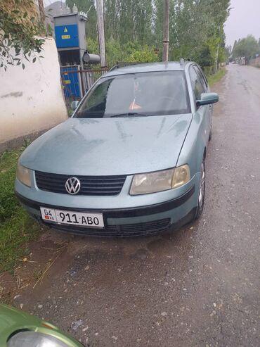 Used Cars - Kathmandu: Volkswagen Passat 1.8 l. 1988   376594 km