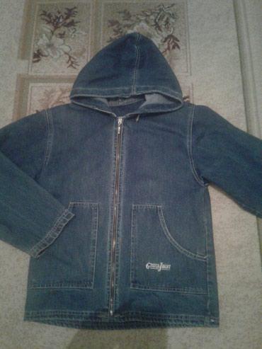 Продаю джинсовую куртку состояние отличное в Бишкек
