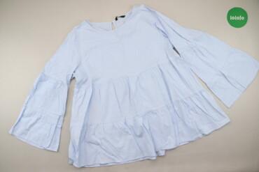 Жіноча об'ємна сорочка Only, р. L   Довжина: 65 см  Довжина рукава: 56