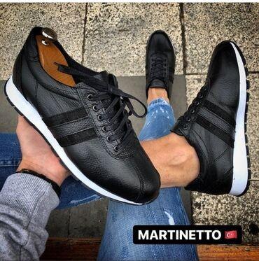 Личные вещи в Азербайджан: Martinetto dəri  Foto Real çəkilib. Price/Qiyməti: 79 Azn. Size/