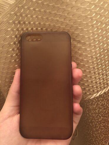 чехол в Азербайджан: Satılır ayfon 5s üçün çexol! iPhone 5s  #чехол #кейс #кабура