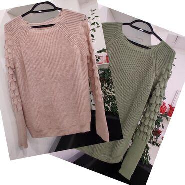 стильные платья для полных девушек в Кыргызстан: Красивые стильные свитера . Производство Турция. 50% шерсть