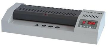 Ламинатор Agent HD-330T прекрасно подойдет для организаций со средним