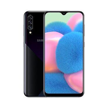 Yeni Samsung A30s 64 GB qara