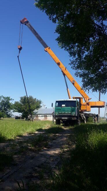 alfa romeo 75 16 mt в Кыргызстан: Продаю Автокран 16 тонн 22 м. 1995 года