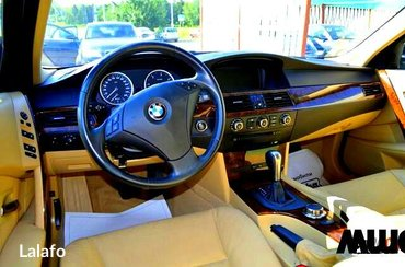 продаю руль на бмв е60 в идеальном состоянии в Кара-Балта