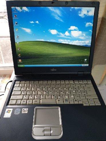 Fujitsu - Кыргызстан: Продается оригинальный японский ноутбук. Для офисного или домашнего