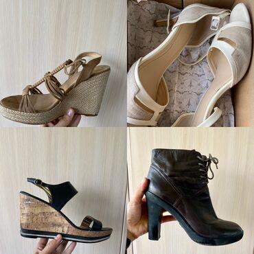 Для любительниц высоких каблуков 40-го размера. Только брендовая