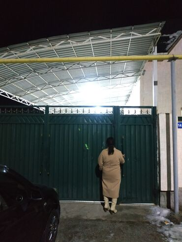Продаю дом г. Бишкек Арча бешик, ул. Набережная особняк 2 этажный уча