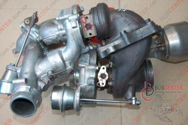 Турбина Мерседес Спринтер 906 рекс. 651 мотор евро 5. в идеальном