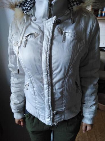 Zimska jakna, nova, bez oštećenja, jednom obučena, veličina od M do L. - Kursumlija